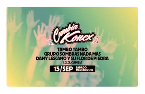 Cumbia Konex